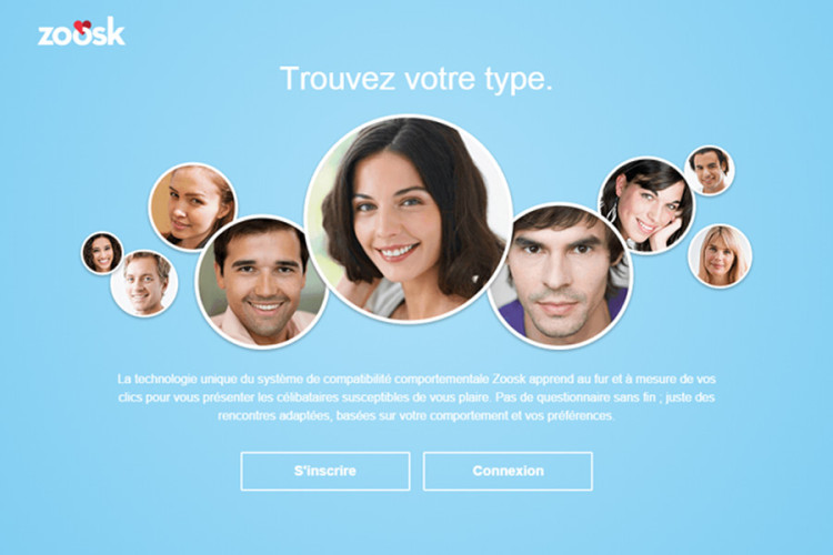 Sites de rencontre zoosk