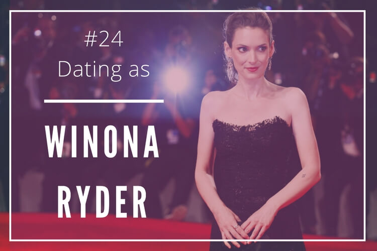 dating as winona ryder