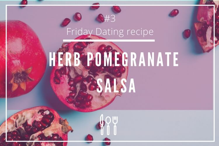 dating recipe pomegranate