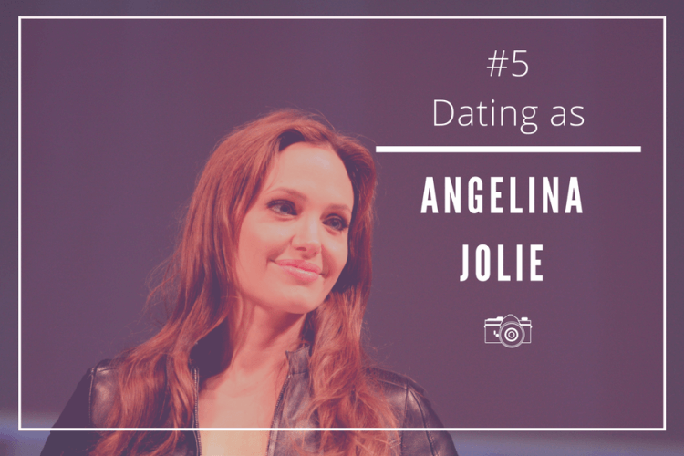 dating as angelina jolie