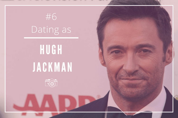 dating as hugh jackman