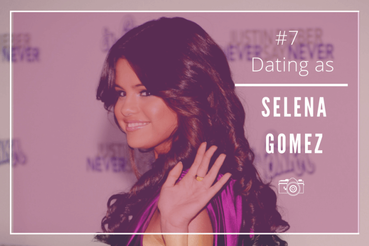 dating as selena gomez