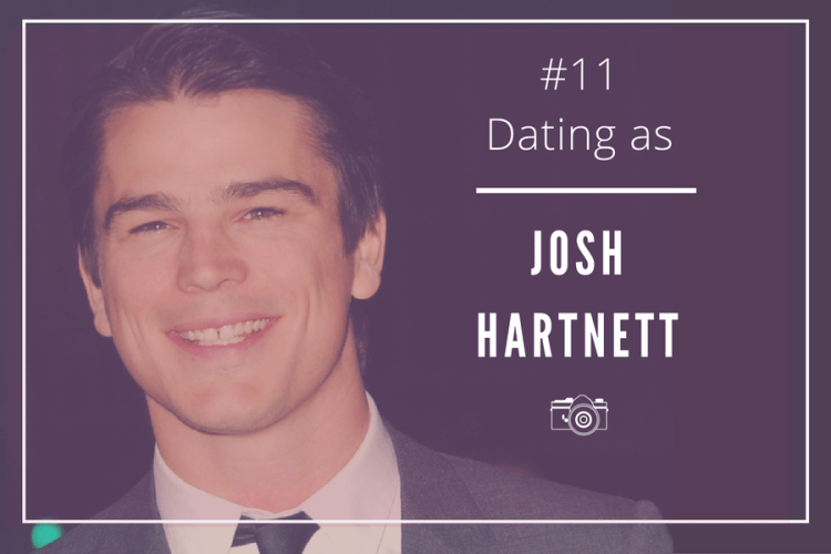 dating as josh hartnett