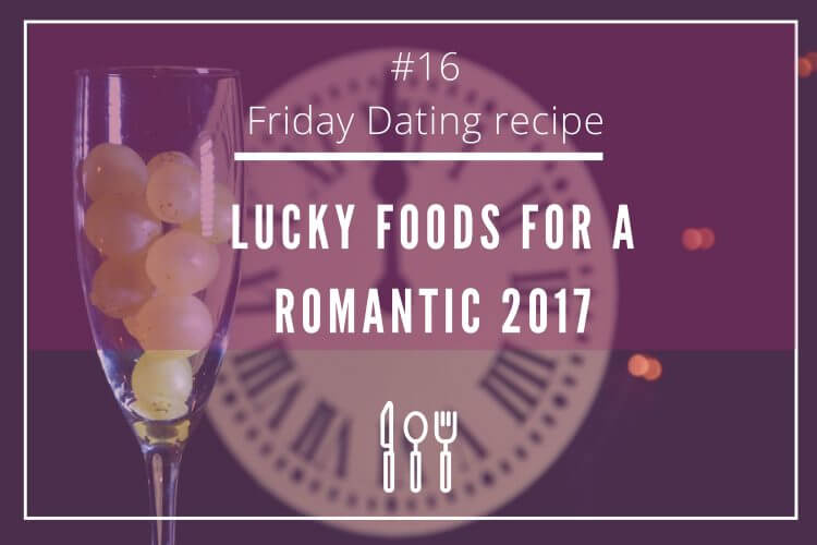 lucky foods for a romantic new year