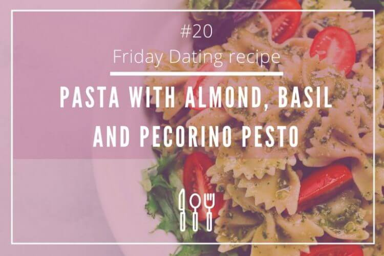 friday dating recipe pesto