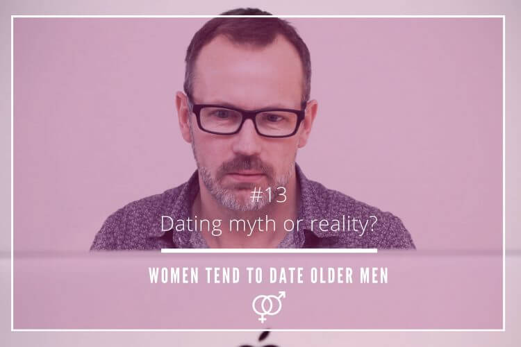 women tend to date older men