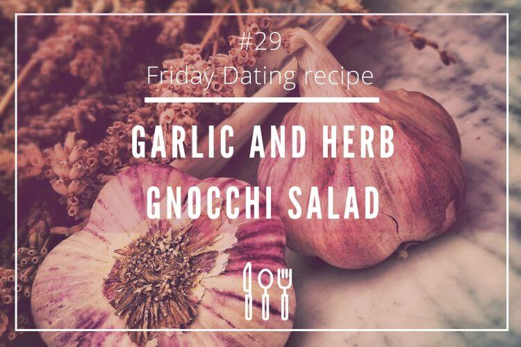 friday dating recipe garlic