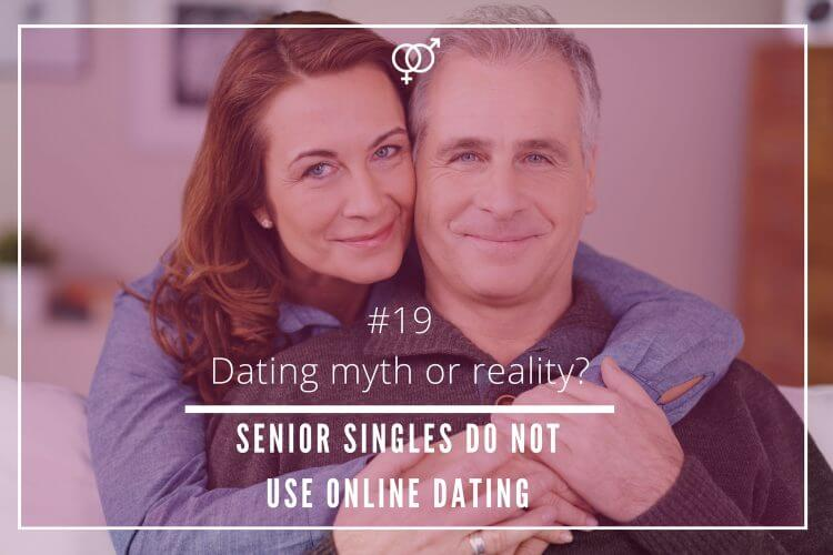 senior singles do not use online dating