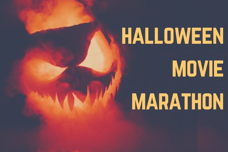 halloween movie marathon