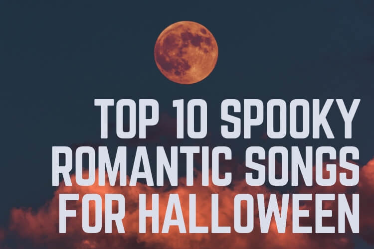 romantic playlist halloween
