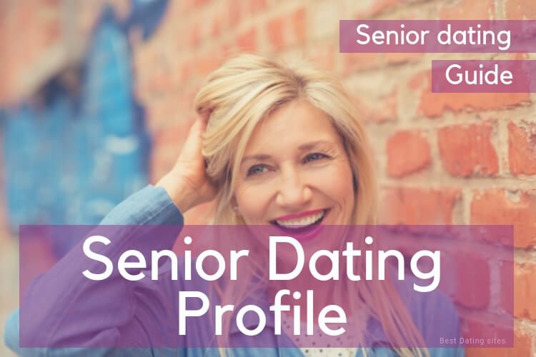 senior dating profile