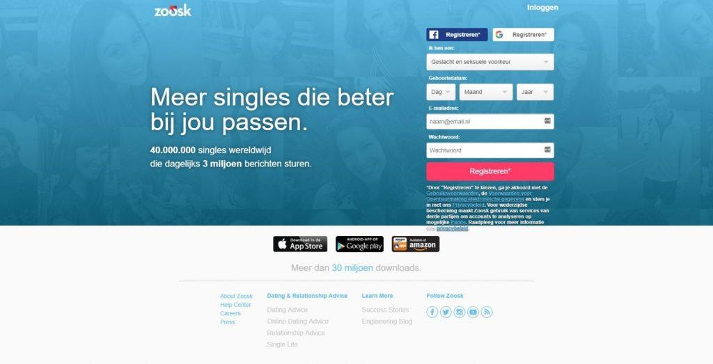 dating site Zoo het vinden van liefde op een dating site