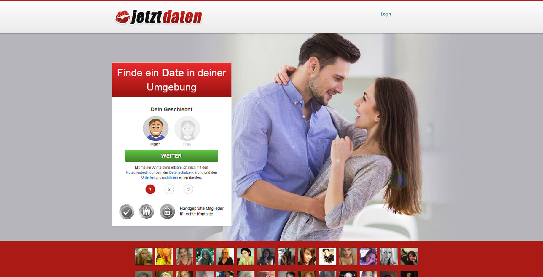 Senior dating sites bewertungen