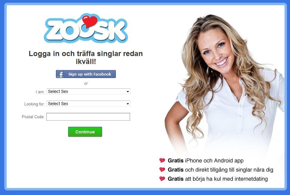 bra dating profil rubrik exempel