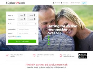 Dating sites: 50plusmatch