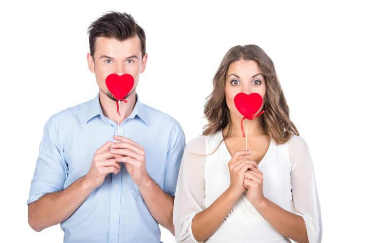 Søger efter online dating site