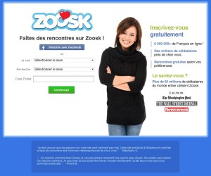 Zoosk rencontre inscription