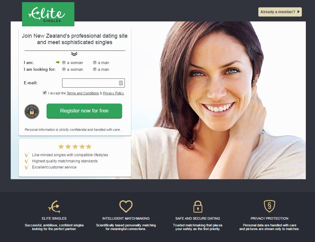 Reviews on elite dating site