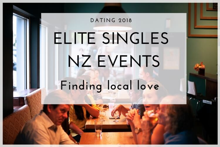 elitesingles nz events