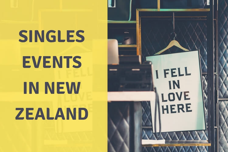 singles events nz