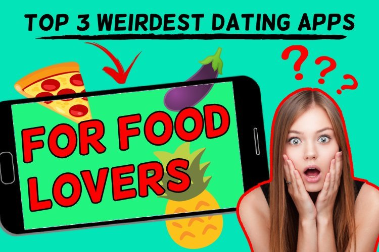dating apps food lovers