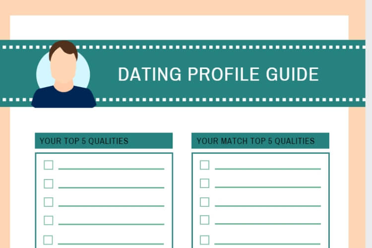 dating profile checklist