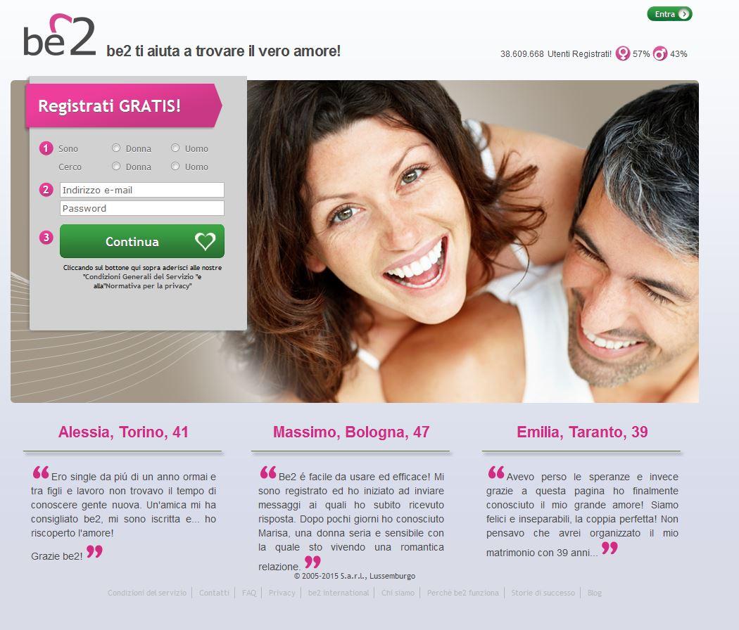Dating online oltre 40 UK