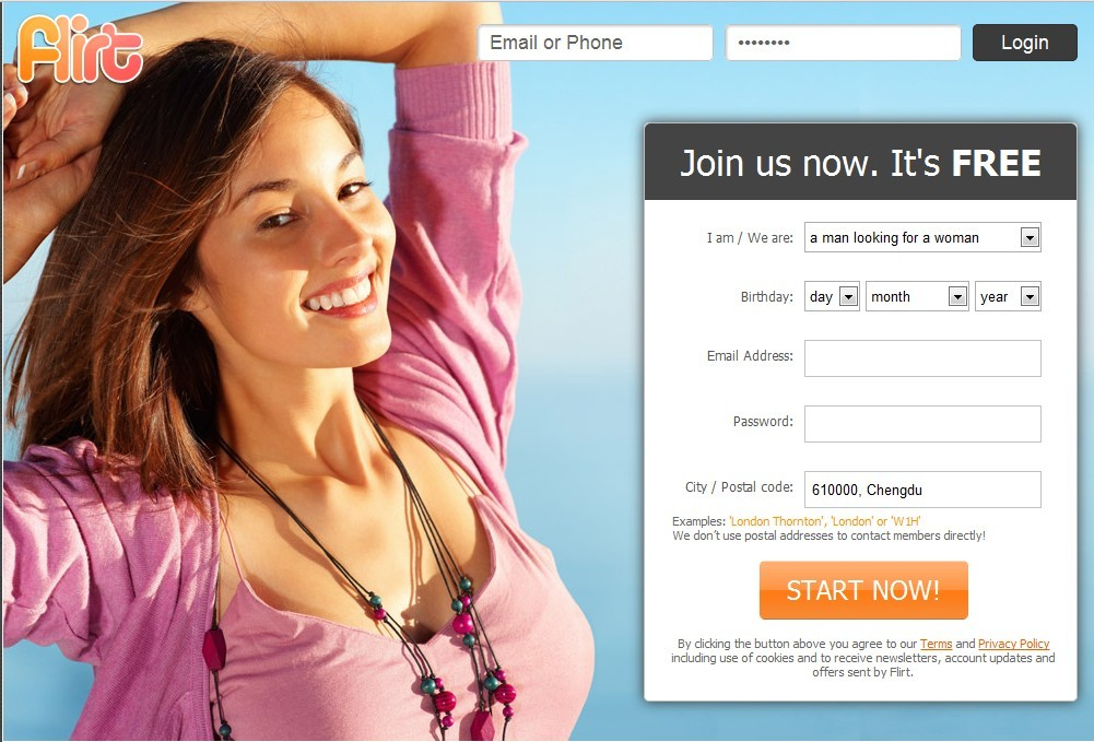Dating website scams australia post