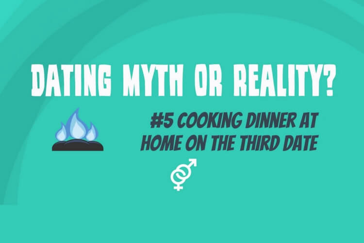Is it a dating reality cooking dinner at home on the third date?