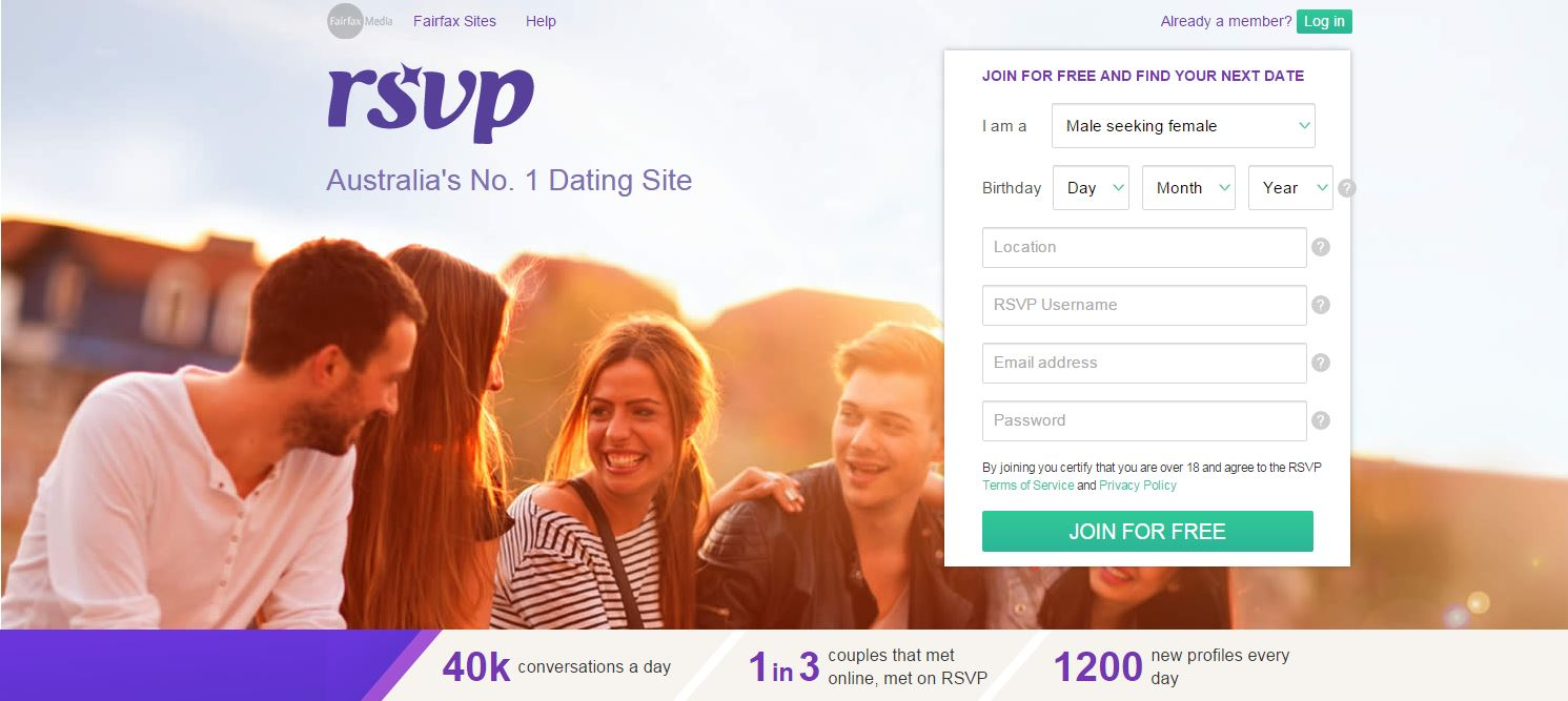 College student dating site free