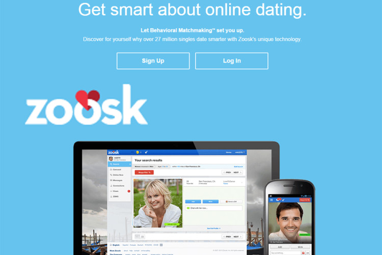 Zoosk 1 dating app in Australia