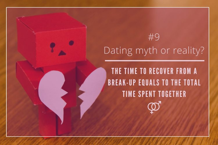 Start dating after a breakup