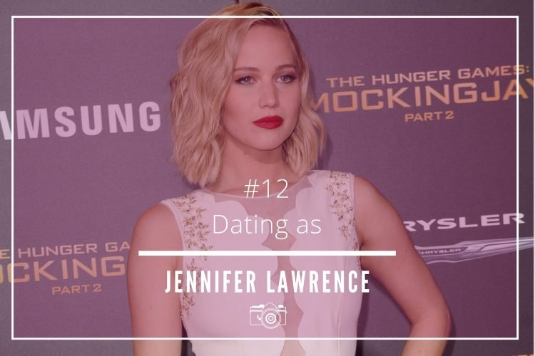dating as jennifer lawrence