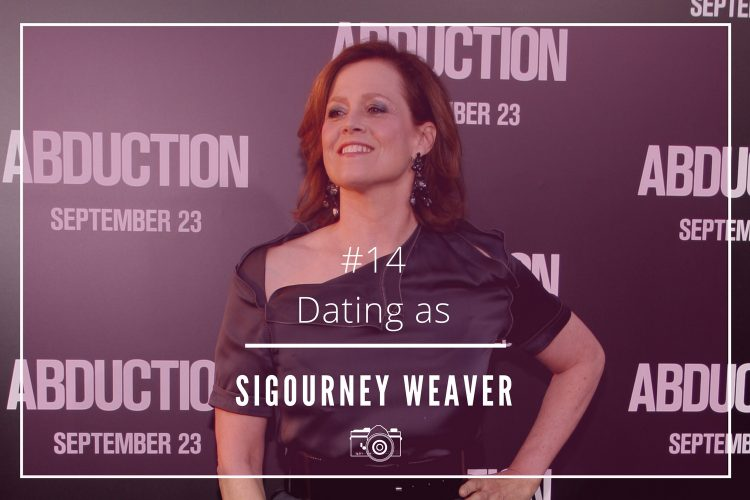 dating as sigourney weaver