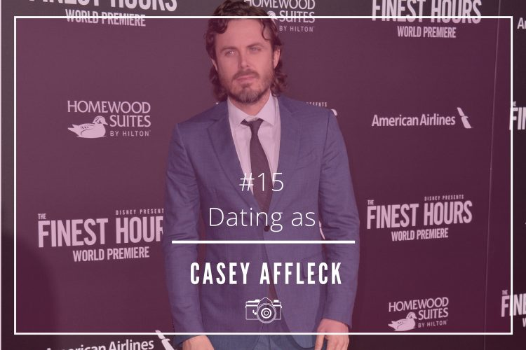 dating as casey affleck