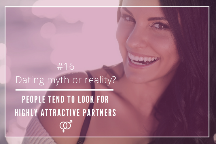 look for attractive partner