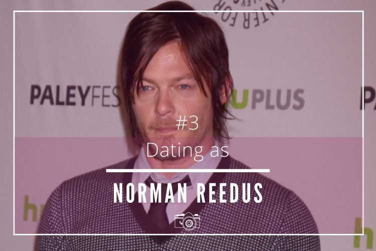 dating as norman reedus