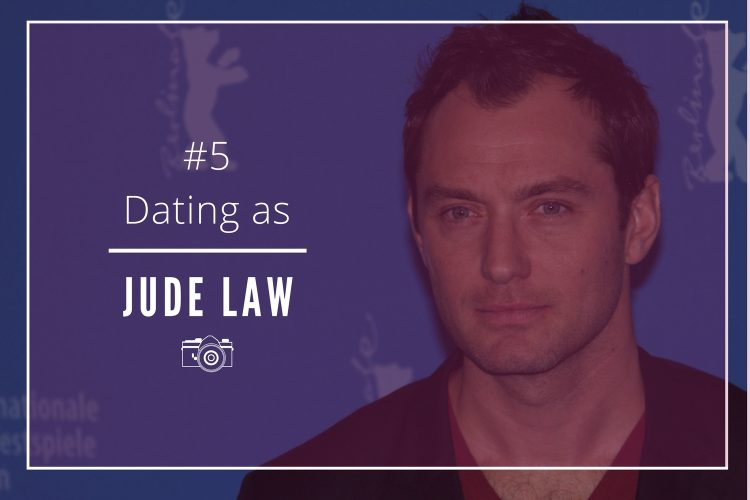dating as jude law