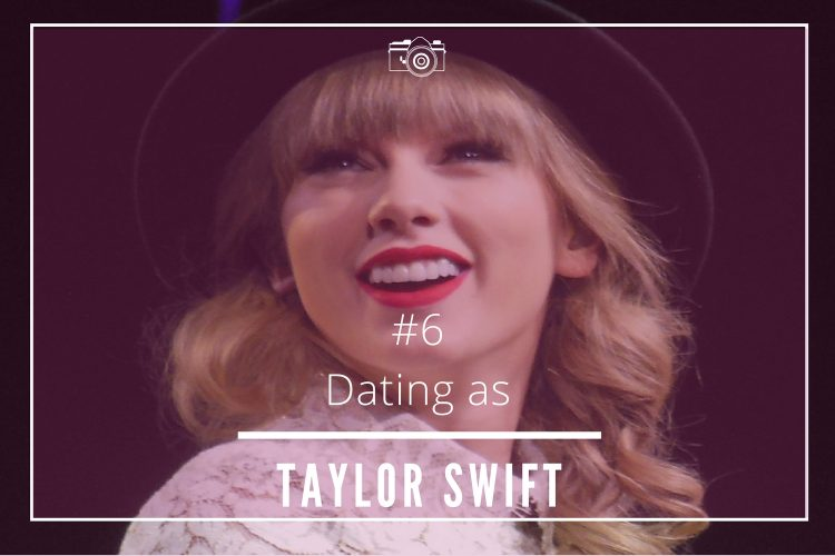 dating as taylor swift