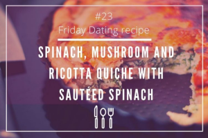 quiche recipe romantic dinner