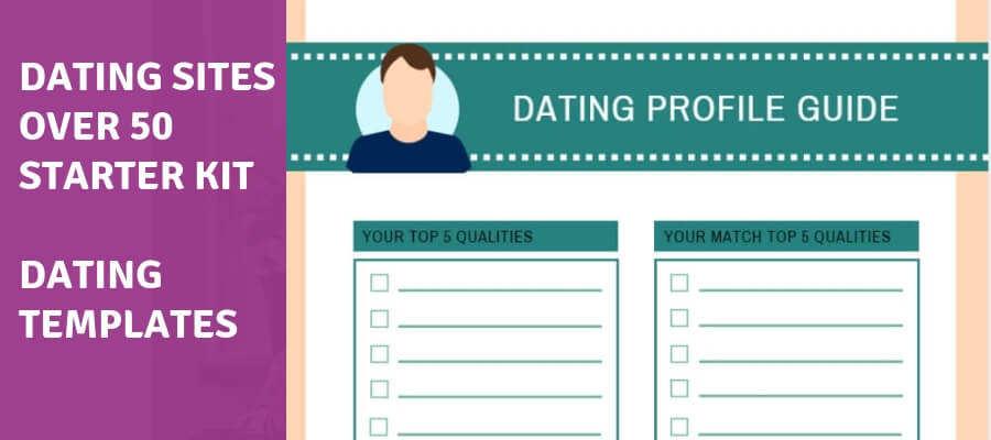 dating profile template
