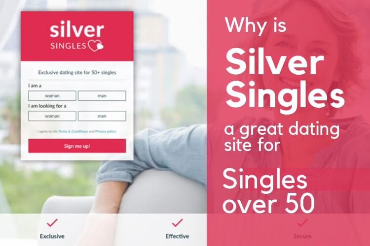 best senior dating site silversingles