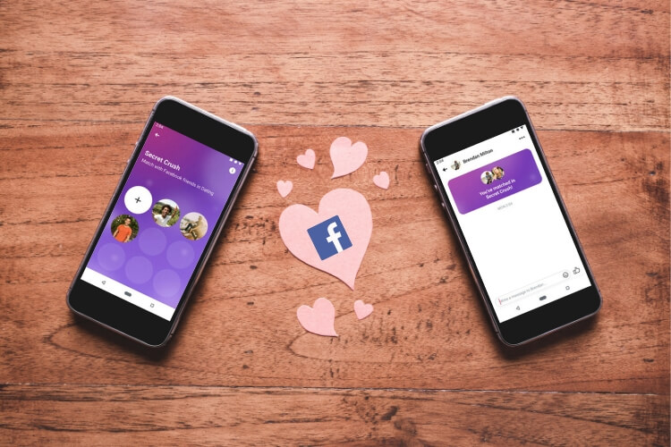 facebook dating secret crush