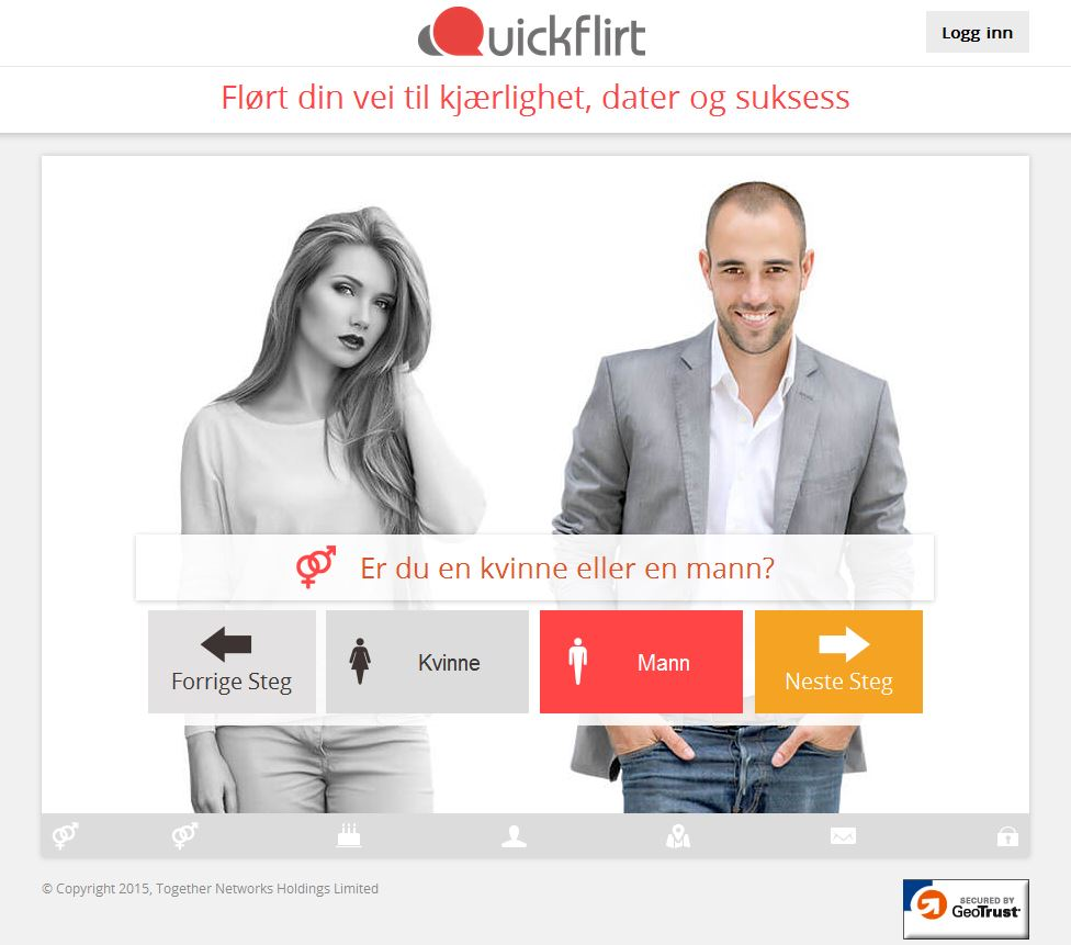 Datingsider: Quickflirt