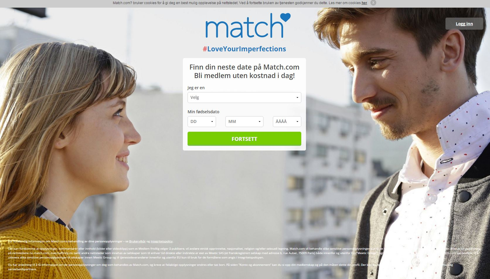 Datingsider: Match.com