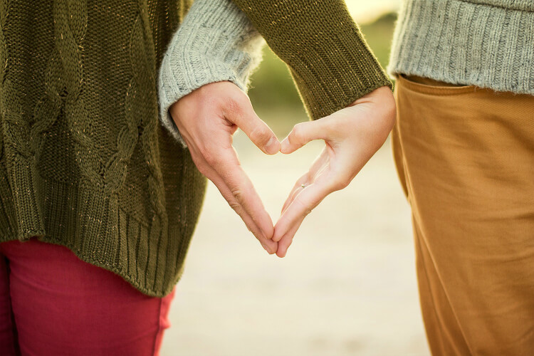 randění romantické sms