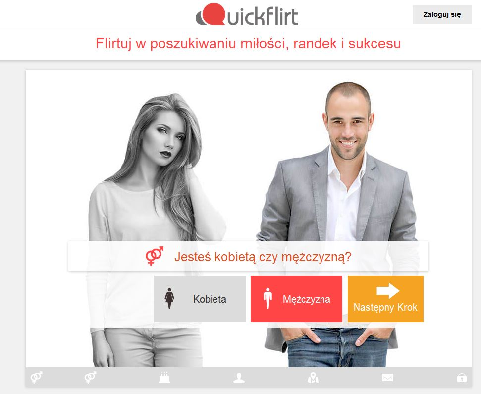 Średni wskaźnik odpowiedzi randki online