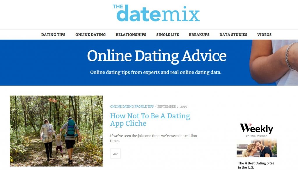 the datemix