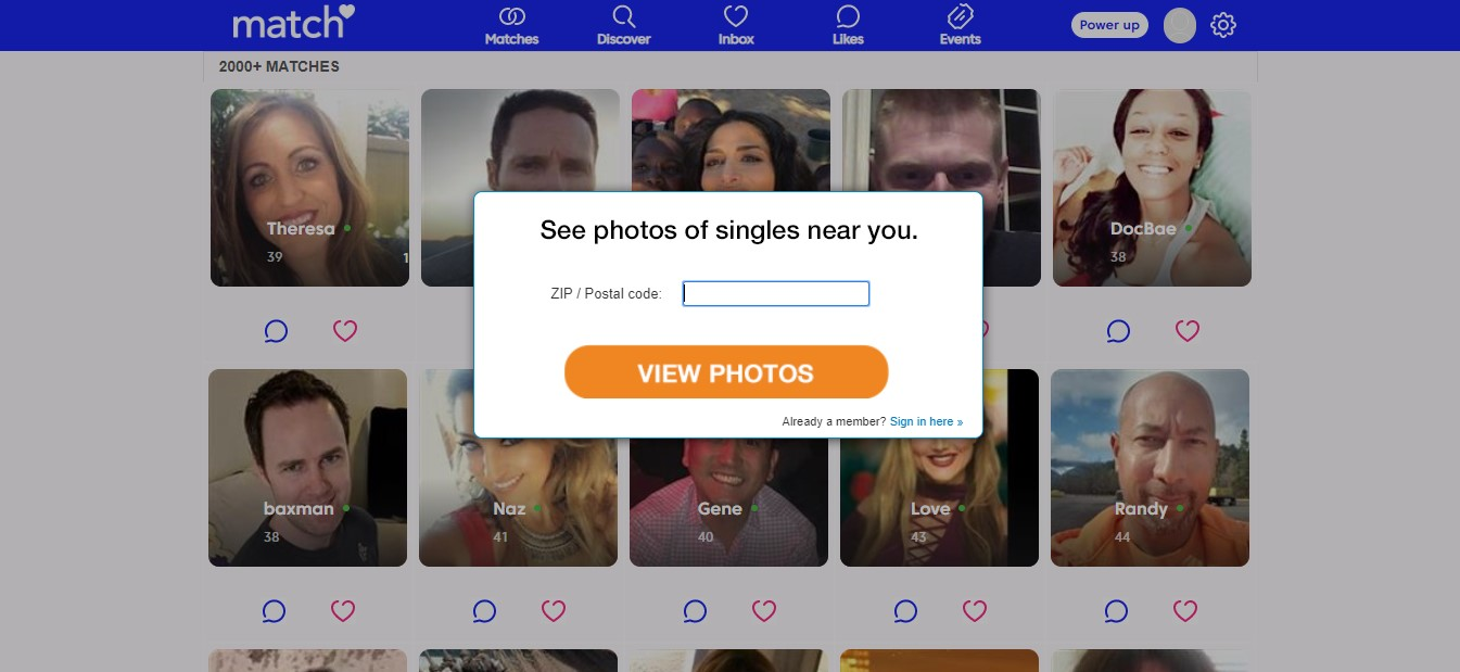 dating sites tested free