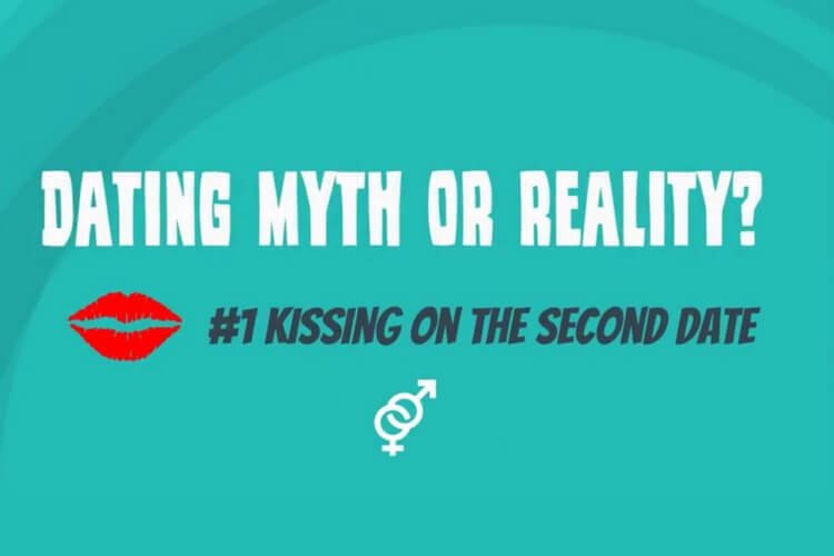 Is kissing on the second date good?